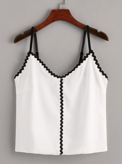 Wave Tape Cami Top