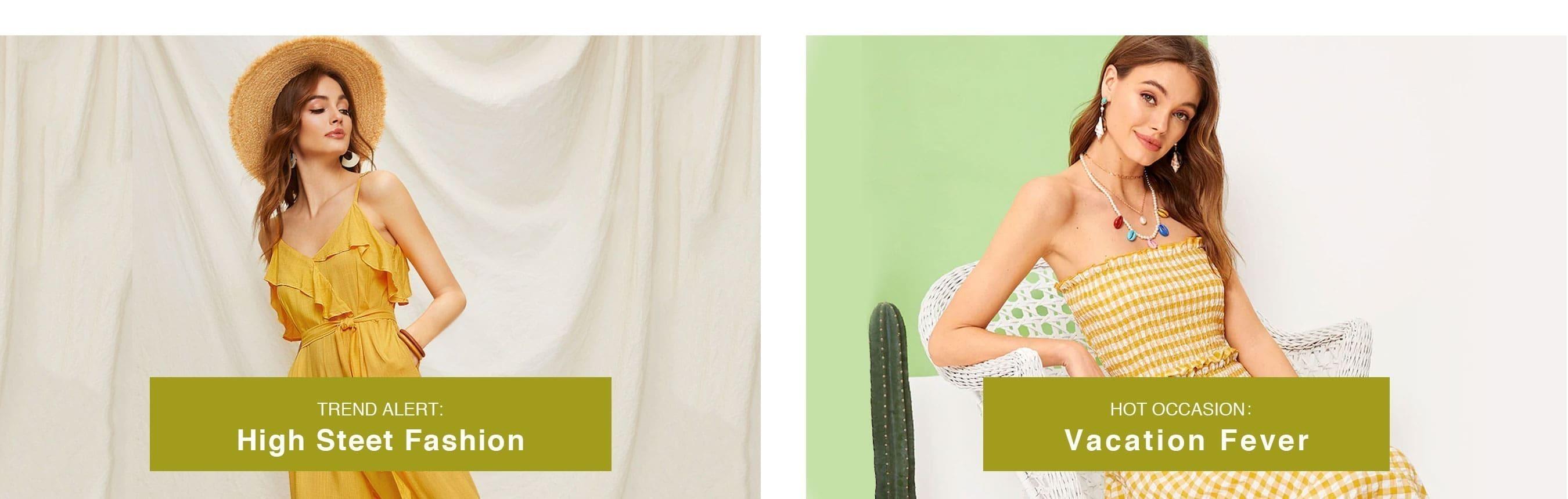 0d0da2f72f8 Frilled Neck Self Belt Ruffle Floral Dress