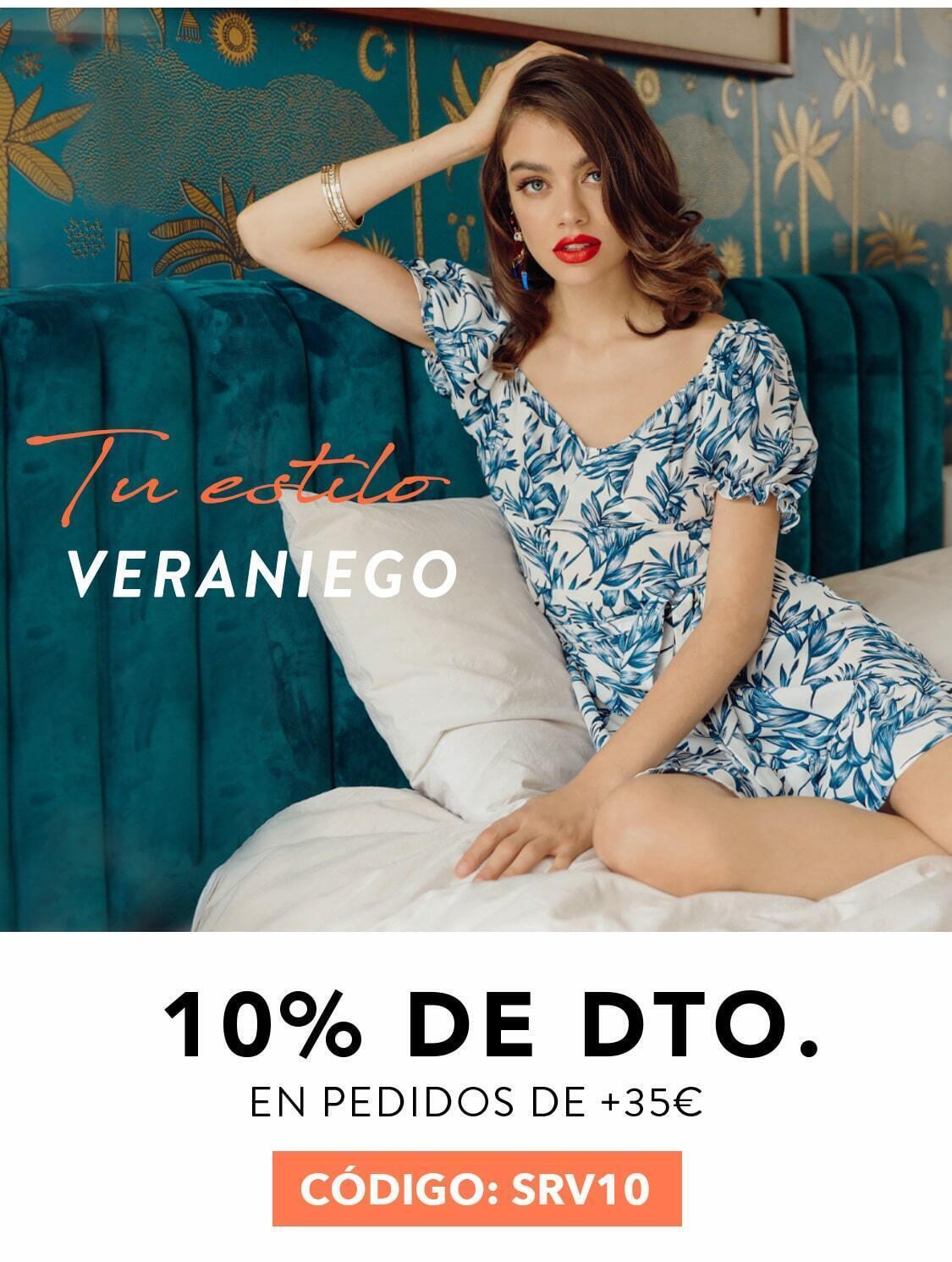 ce828702c Ropa y moda de Mujer al mejor precio online | SHEIN ES