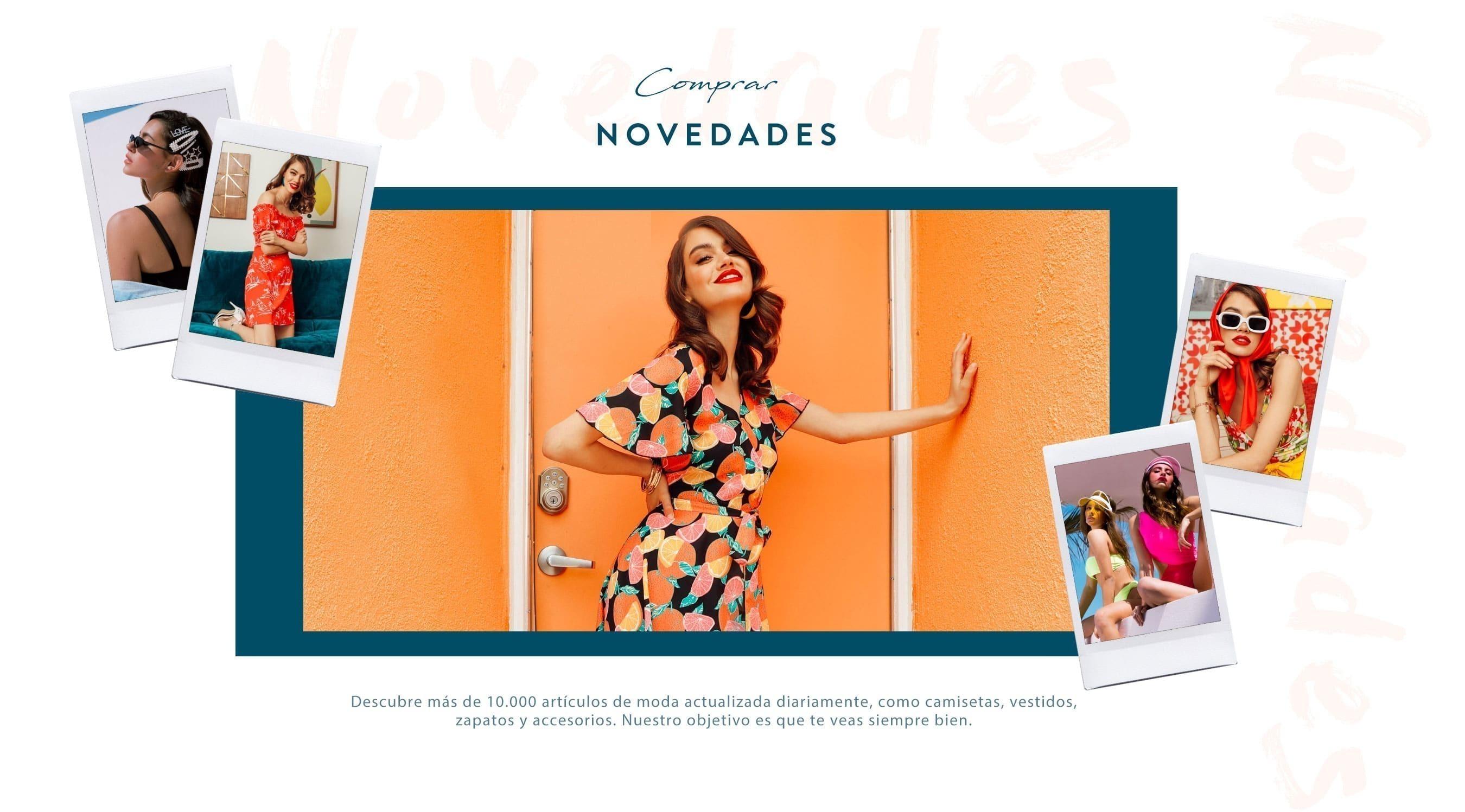 f15eaaa35 Ropa y moda de Mujer al mejor precio online