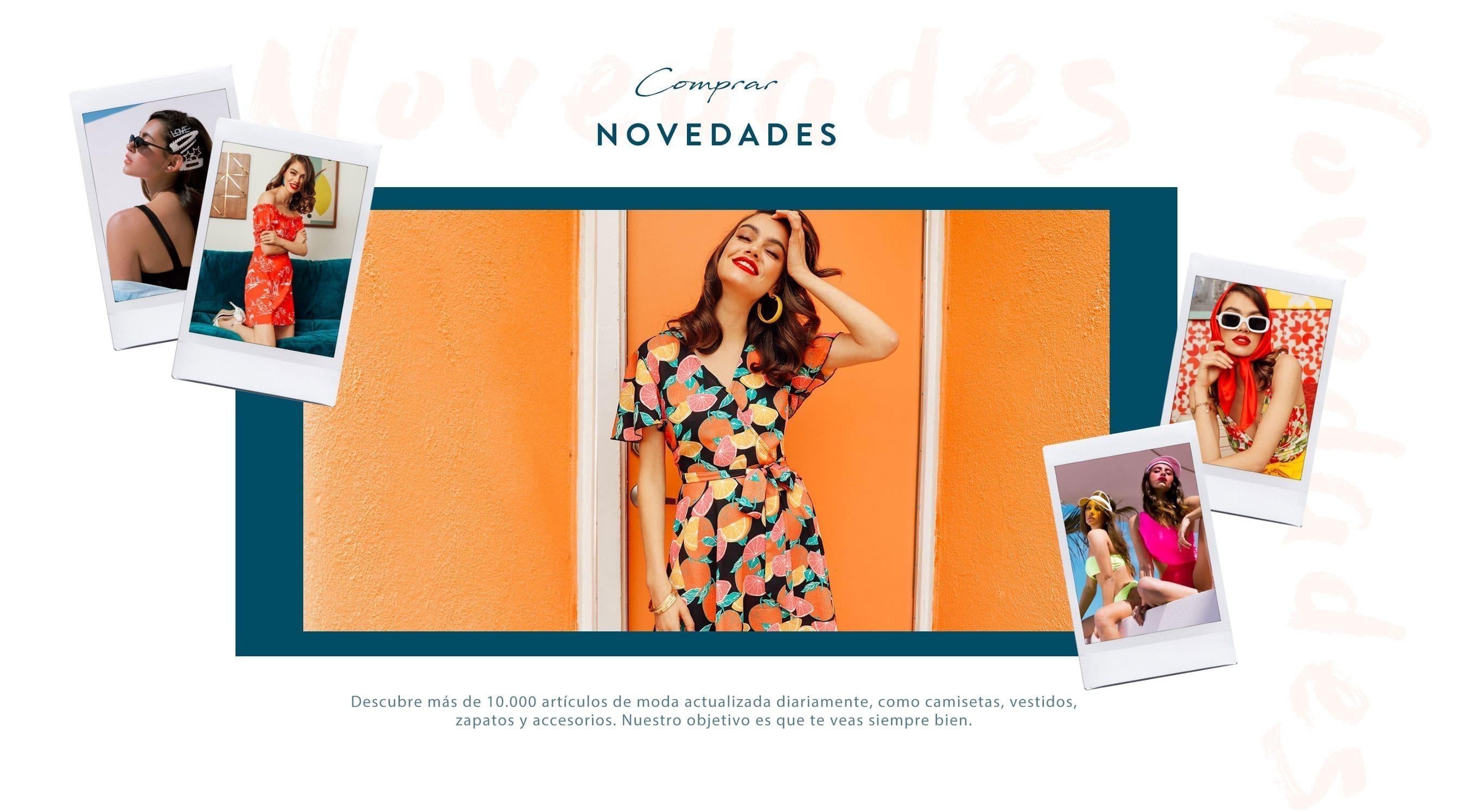 4573ae86f Ropa y moda de Mujer al mejor precio online