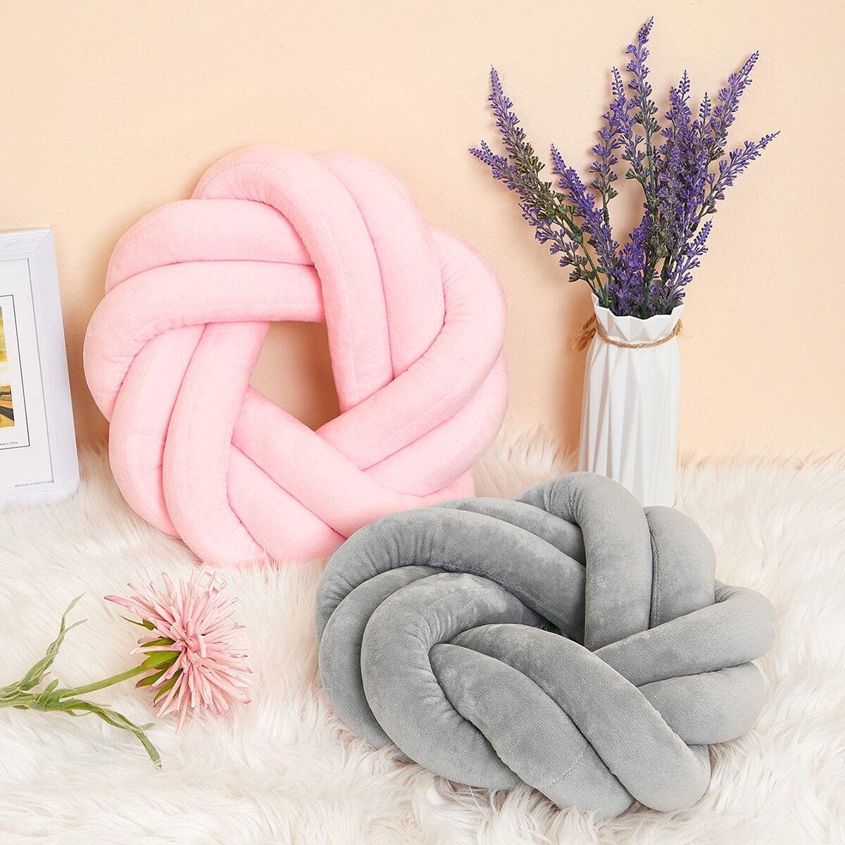 Knot Design Decoratief Kussen 1pc