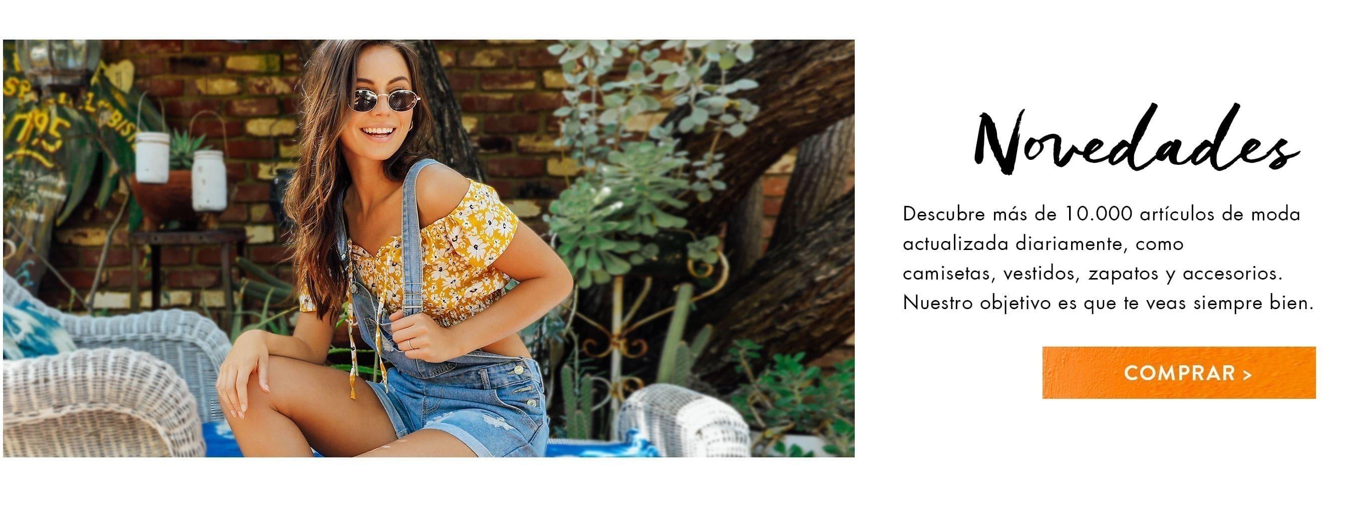 83057c8b8 Ropa y moda de Mujer al mejor precio online | SHEIN ES