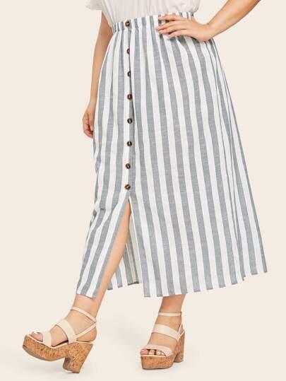 Фото 4 - Атласное платье с пышными рукавами и поясом от SheIn цвета хаки