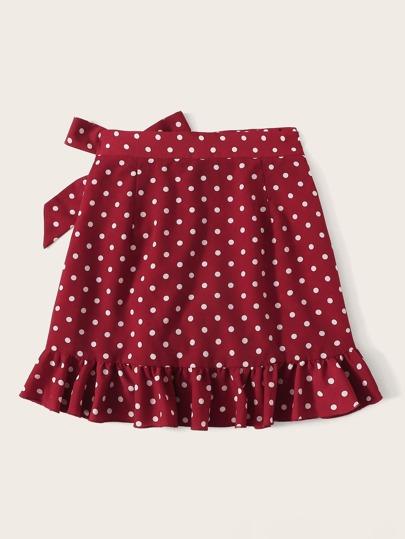 Фото 2 - Многослойное платье с глубоким вырезом от SheIn цвет фиолетовые