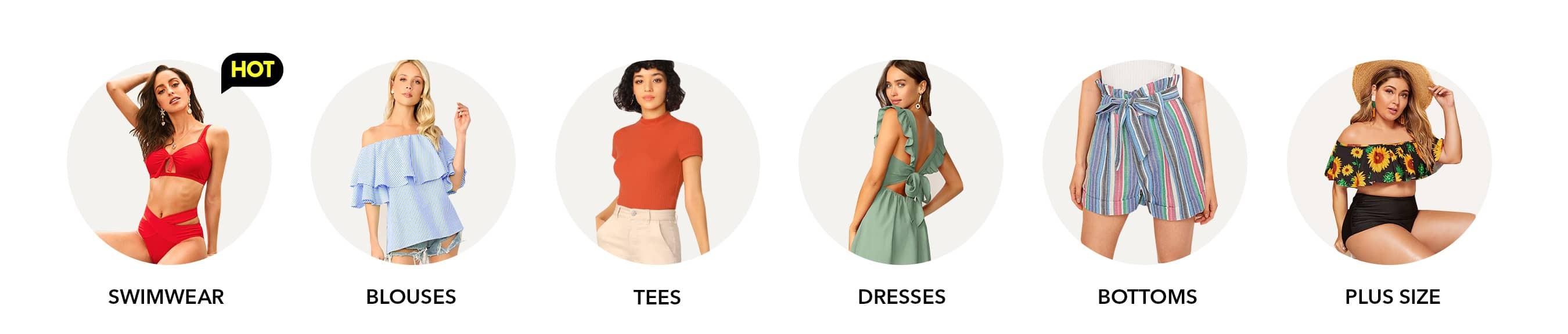 ee6f9c2499ee8 Shop Trendy Women's Fashion   SHEIN