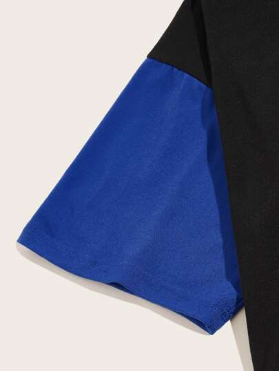 Фото 4 - Стильное платье с фестончатым краем от SheIn цвет чёрные