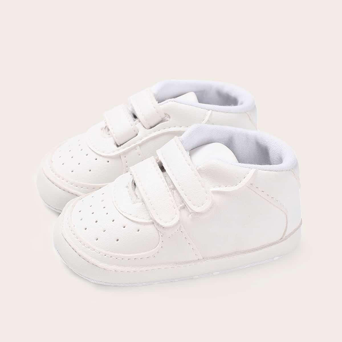 Детские обувь с двойным ремешком на липучке для мальчиков от SHEIN