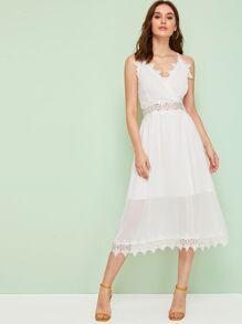 Front | Dress | Lace