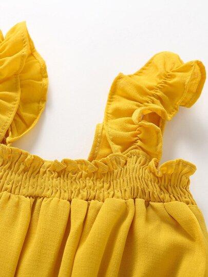 Фото 8 - Комплект нижнего женского белья с текстовым принтом от SheIn черного цвета