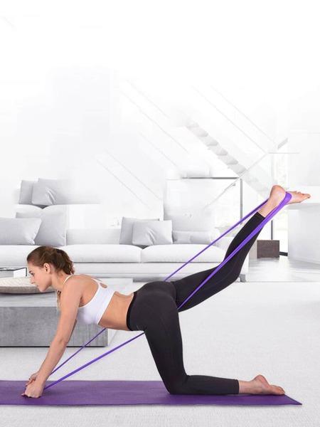Yoga Elastic Loop Resistance Band 1pc