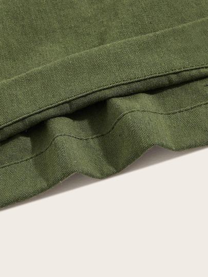 Фото 4 - Кружевной комплект нижнего белья размера плюс и подвязки от SheIn цвет розовые