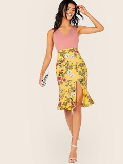 b53d4699a841 Skirts, Women's Fashion Skirts Online | MakeMeChic.COM