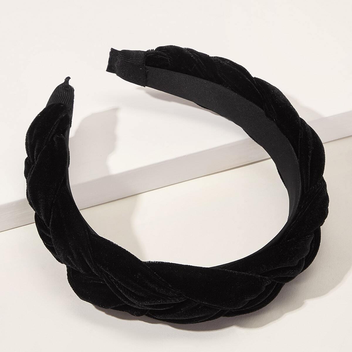 SHEIN / Samt Stirnband 1 Stück