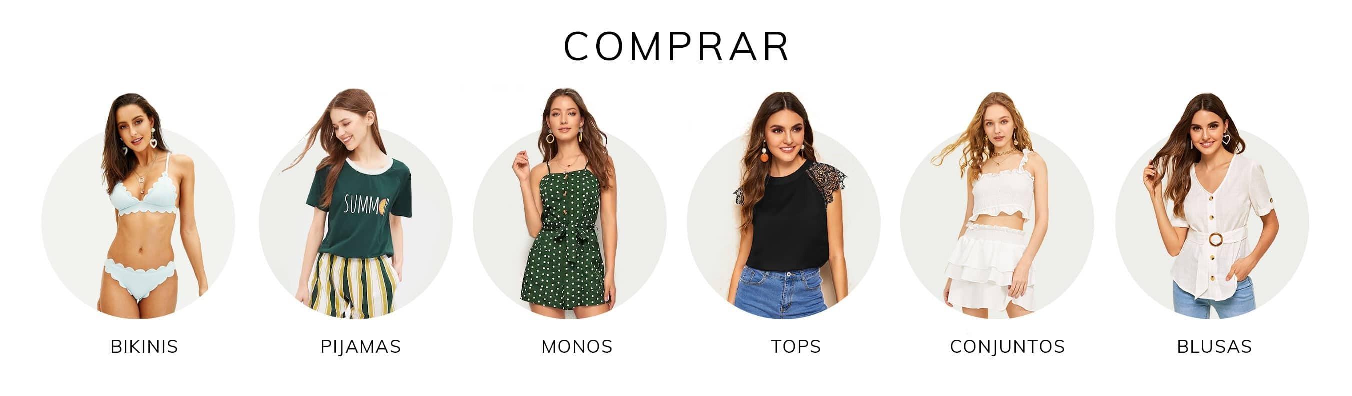e67e45734 Ropa y moda de Mujer al mejor precio online   SHEIN ES