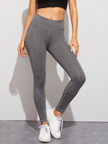 Legging | Skinny | Solid | High