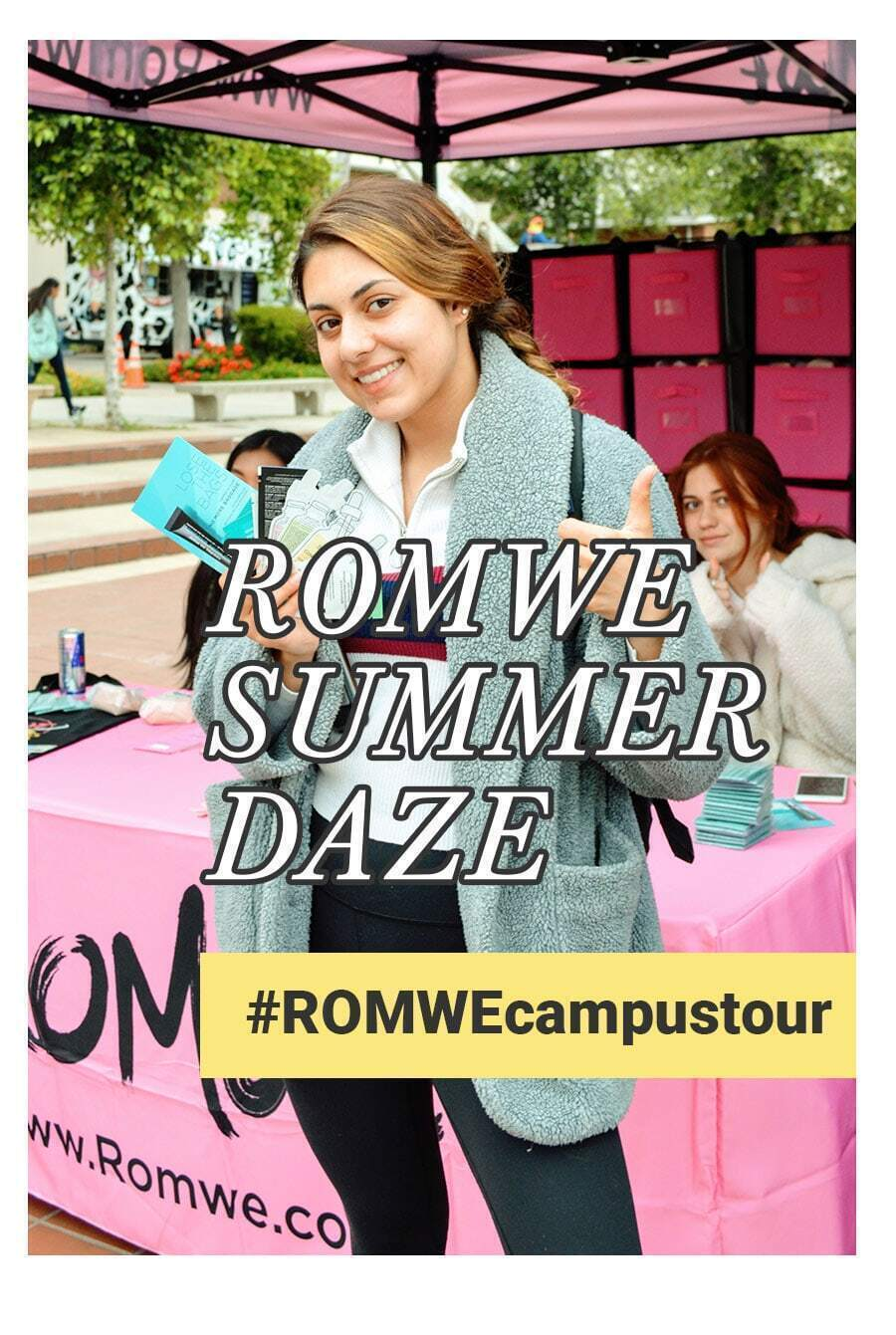 6fd102d6ac8e6 Shop The Latest Girls & Guys Fashion Trends at ROMWE