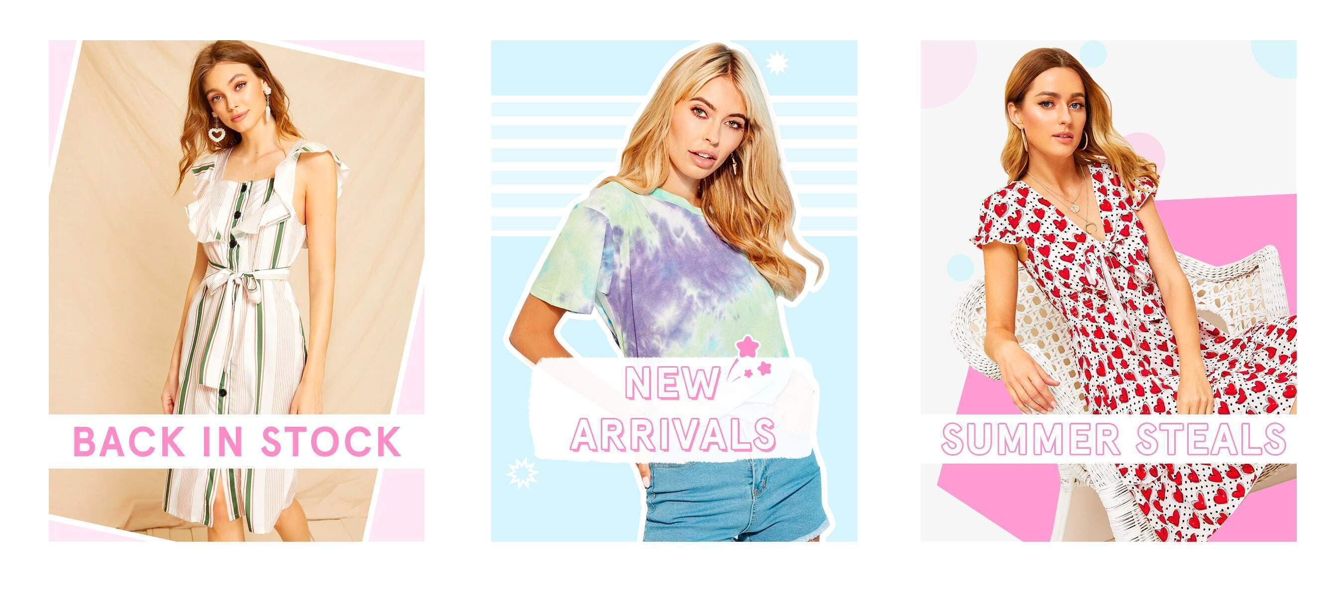 4d6de4b717 Women's & Men's Clothes, Shop Online Fashion | SHEIN UK