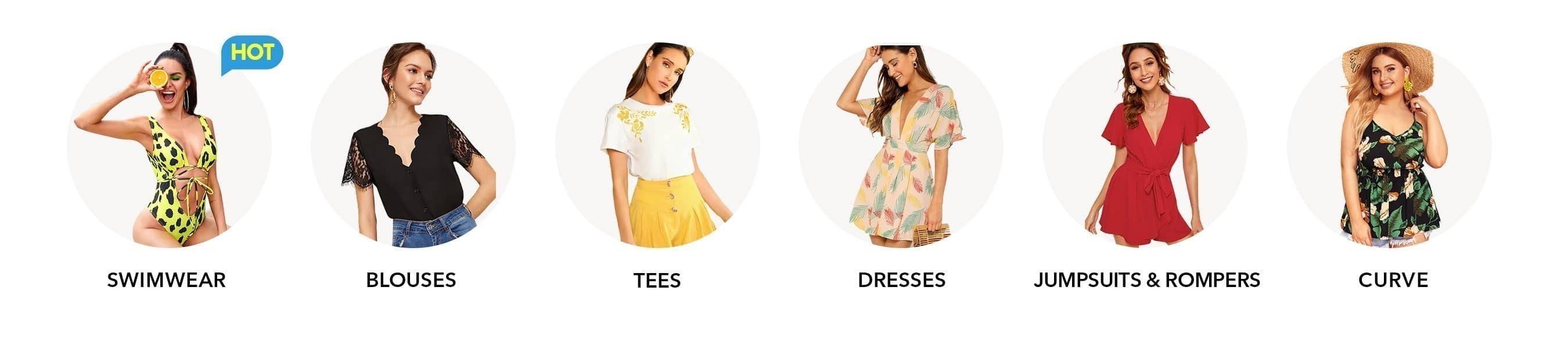42014de4a91b9 Shop Trendy Women's Fashion | SHEIN