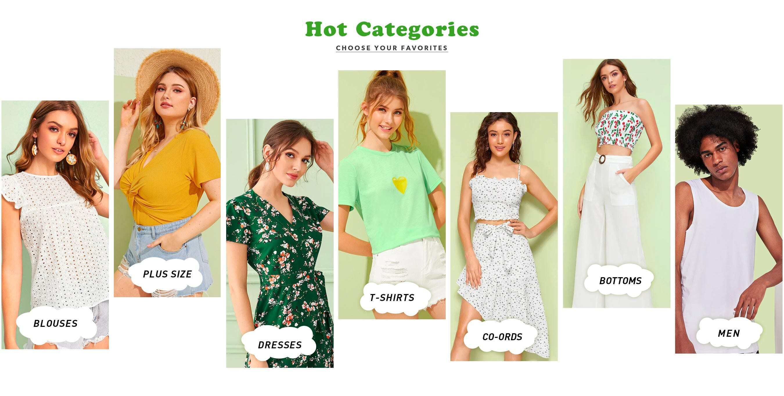 54cdb3cb8e303 Shop Women's Clothing, Shoes, Bags & more online | SHEIN IN