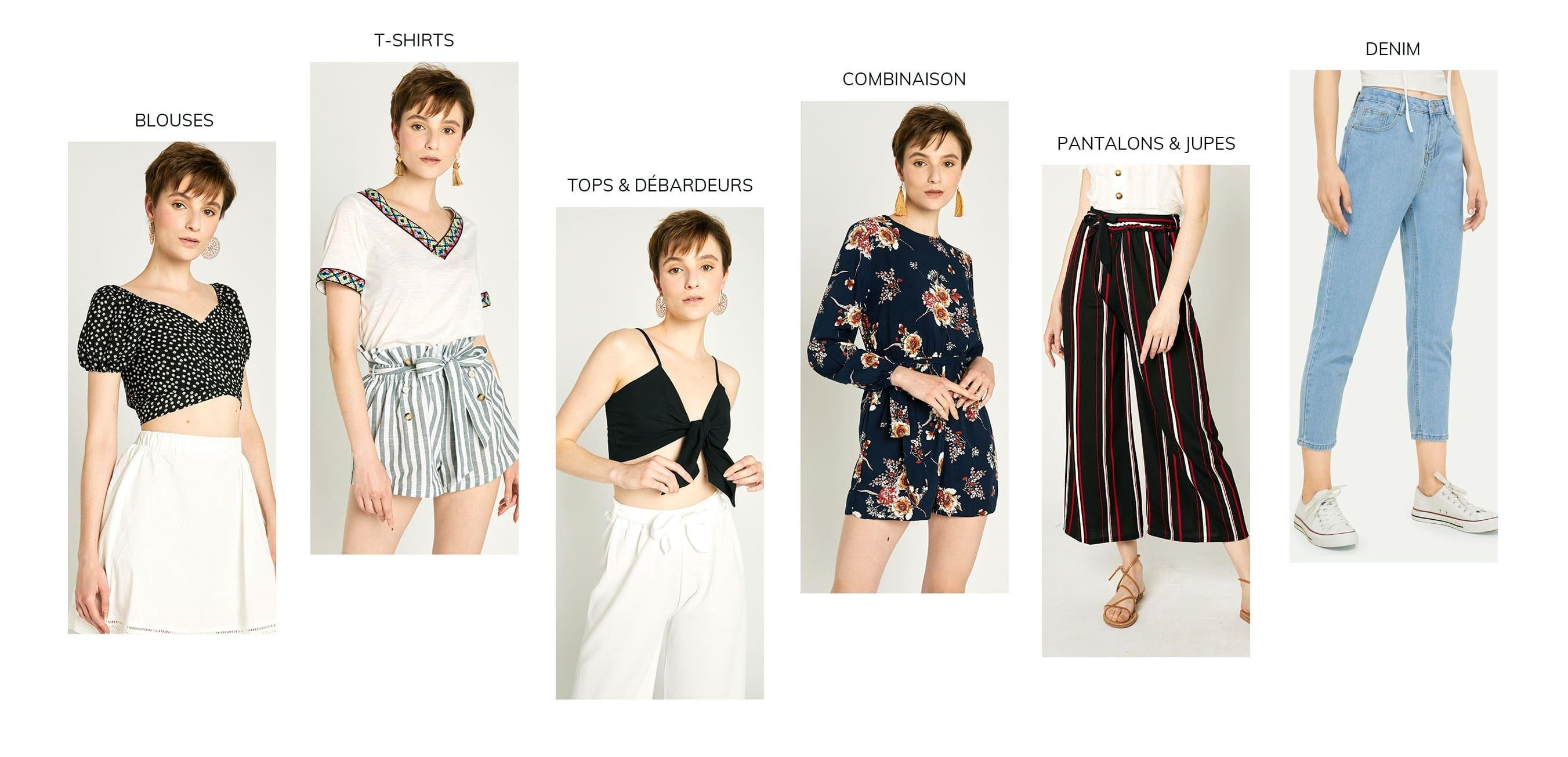 ed1e9670a4 FemmeVêtements Mode Bon À Prix Shein En Ligne nOX8ZwPN0k