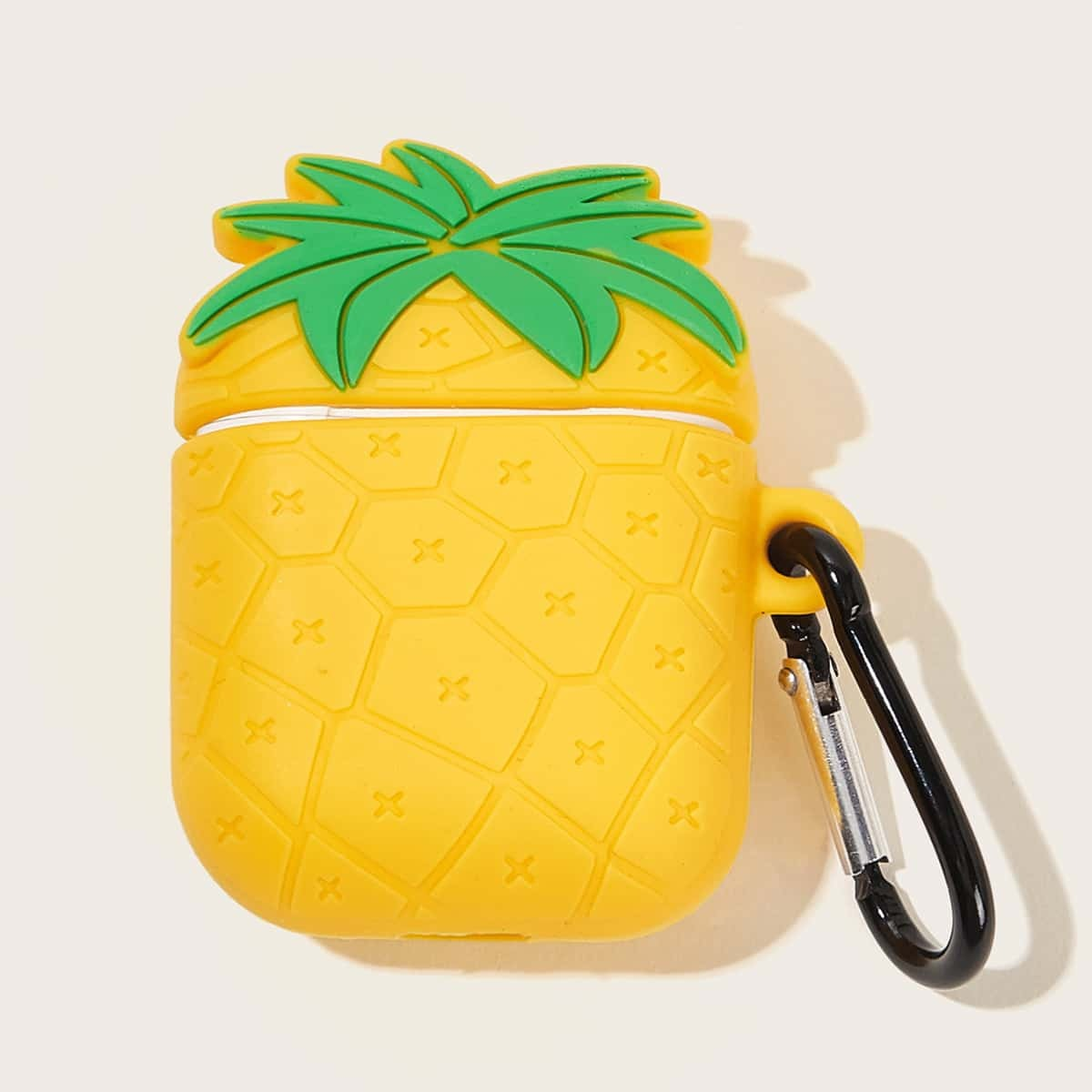 Pineapple Design Airpods Oplader Box Protector