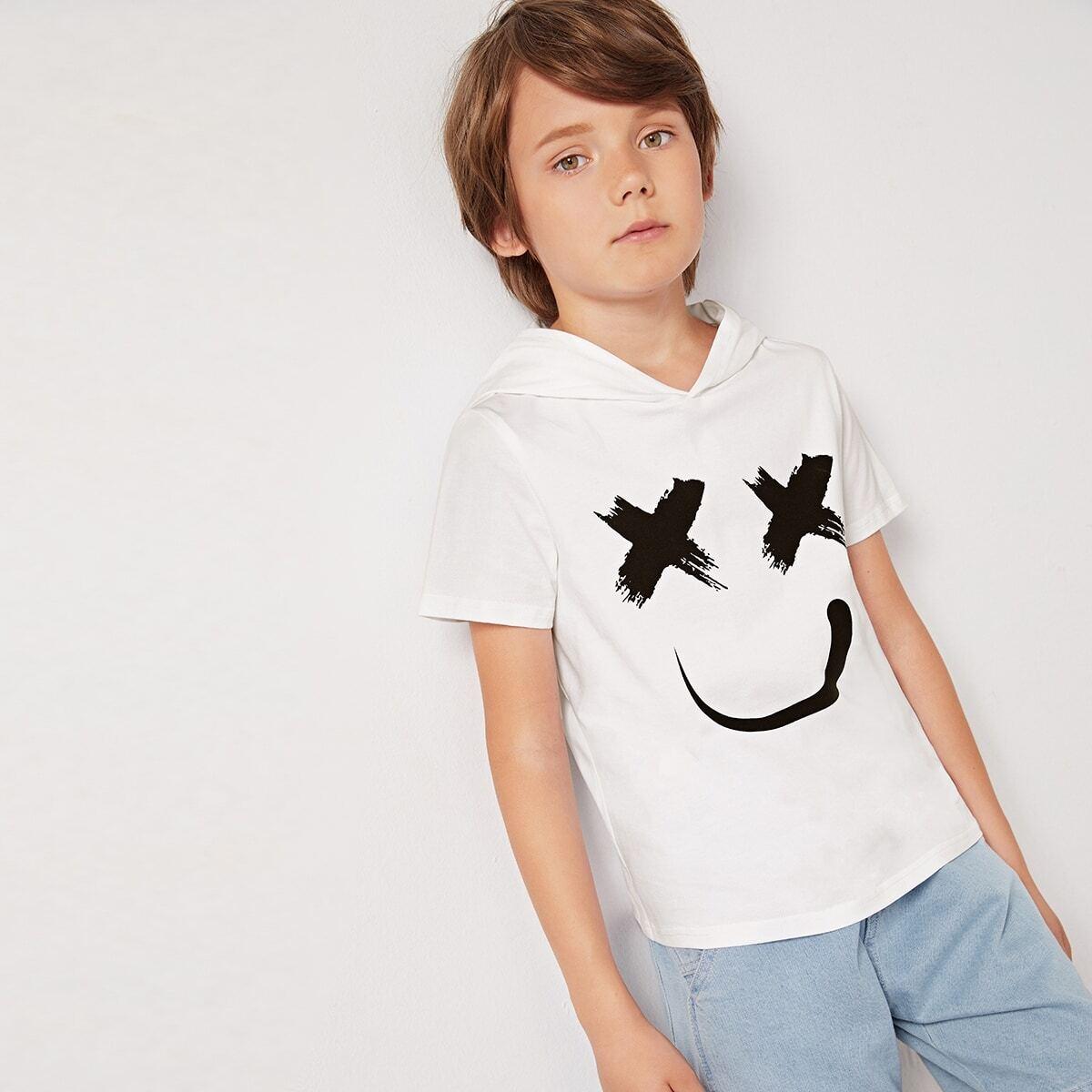 Wit Shirts jongens