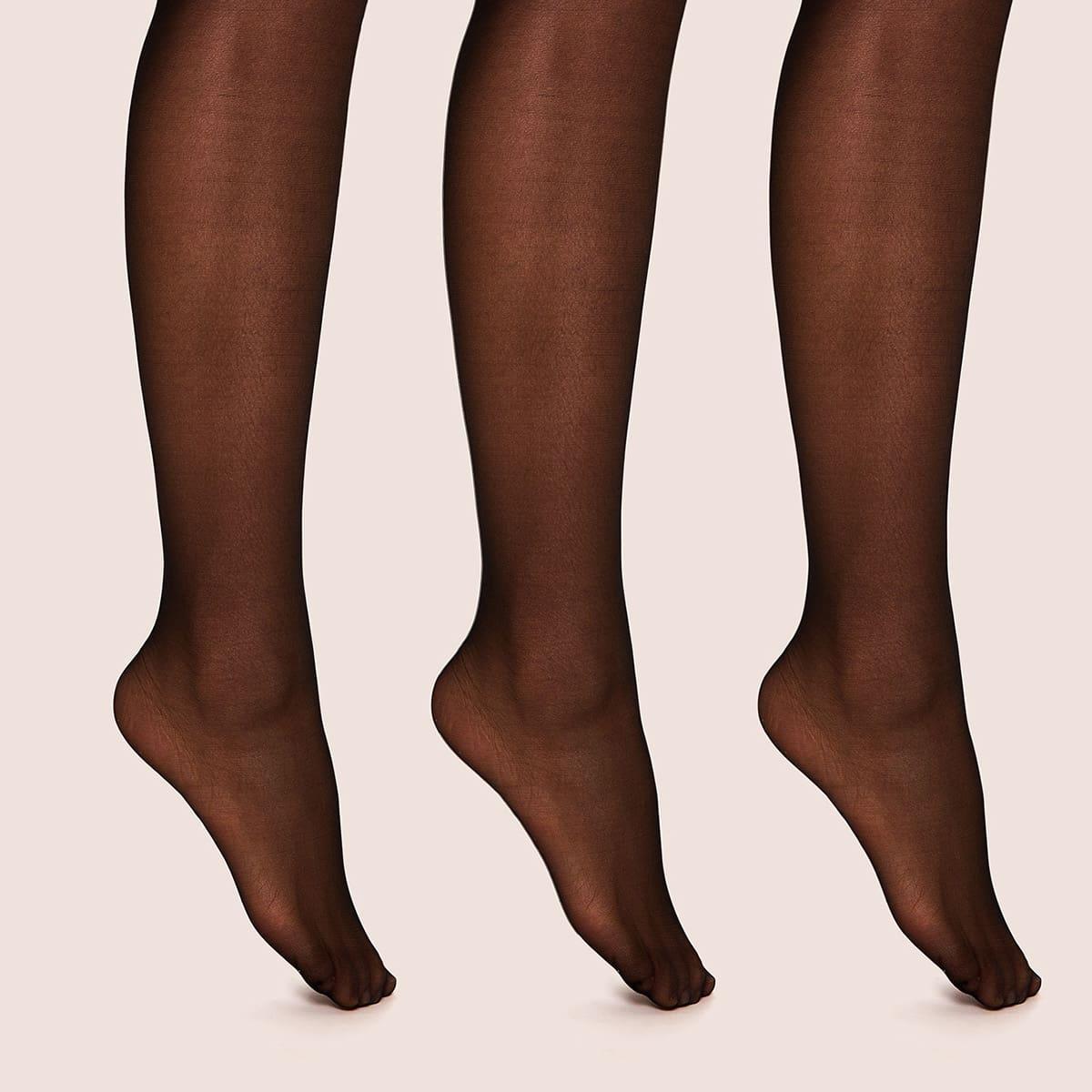 Pure Mesh Socks 3pairs