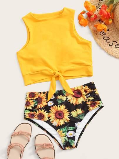 sunflower swim