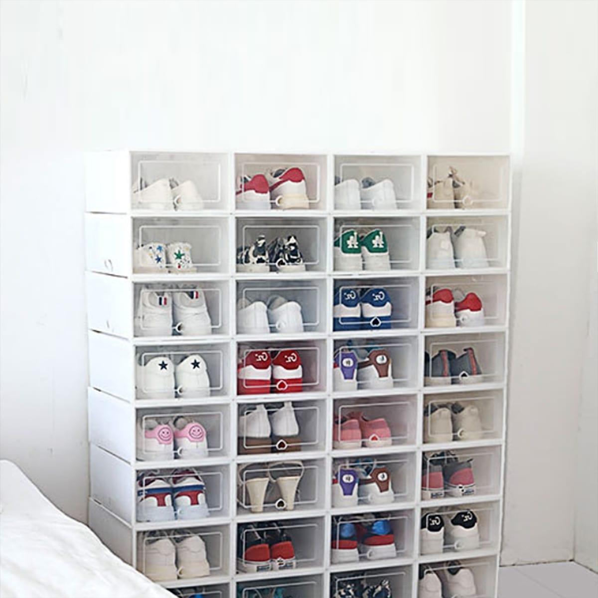 Rechthoek schoenendoos 1pc