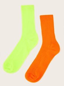 Neon   Sock   Men