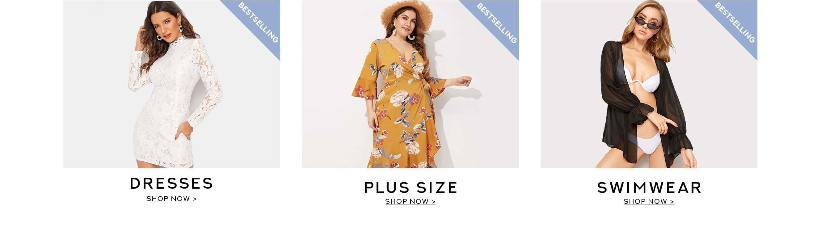 SHEIN | Women's Clothing | Shop Clothes & Fashion