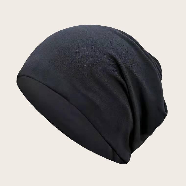 Мужская однотонная шапочка от SHEIN