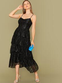 Ruffle | Dress | Slip | Lace