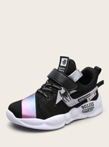 Sneaker | Velcro | Strap | Print