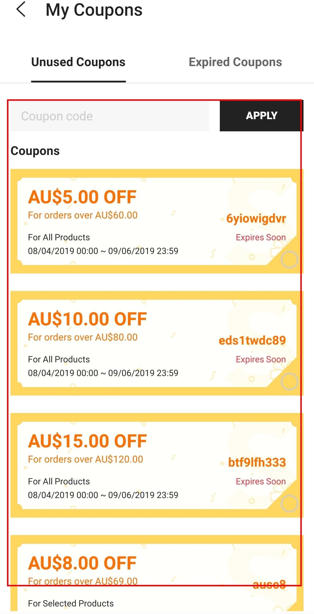 Use The Coupon Code Shein Australia