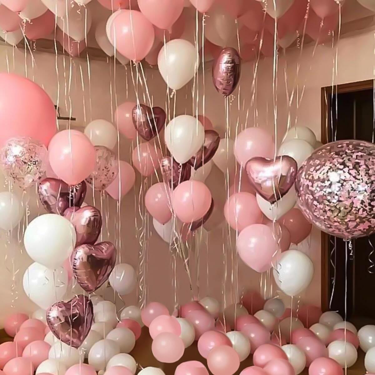 Vakantie decoratieve ballon Set