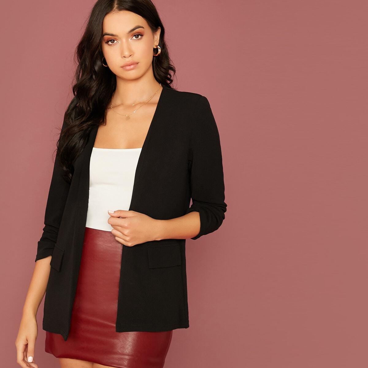Стильный пиджак от SHEIN