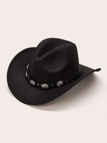 Cowboy   Decor   Belt   Hat