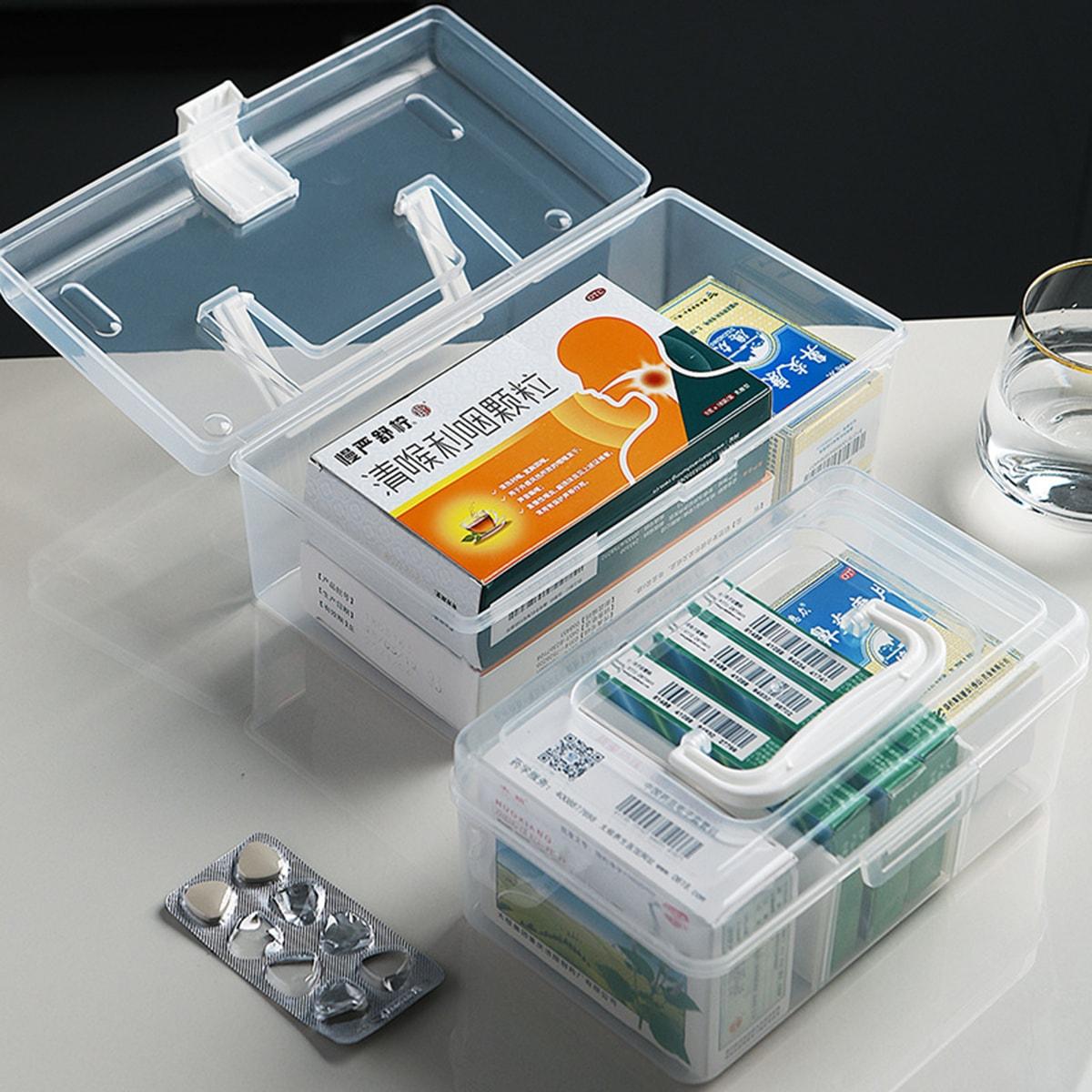 Портативная коробка для хранения 1шт