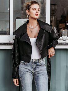 Leather | Jacket | Belt