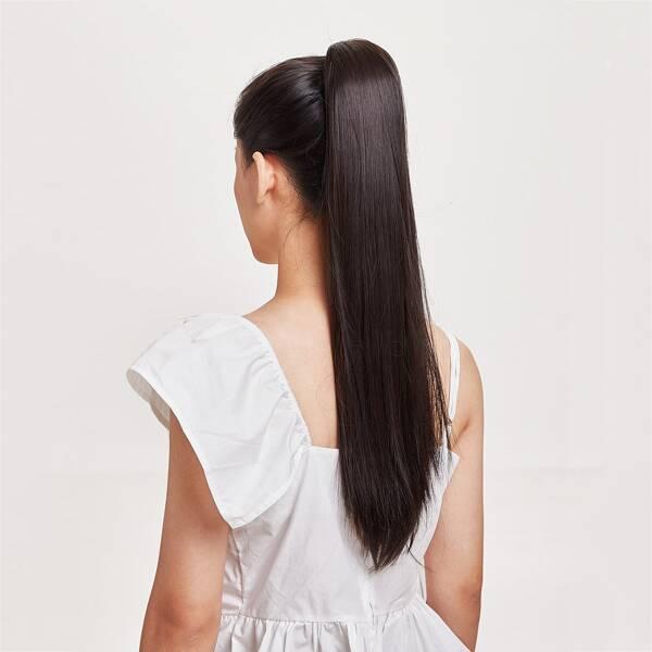 Natural Long Straight Wig