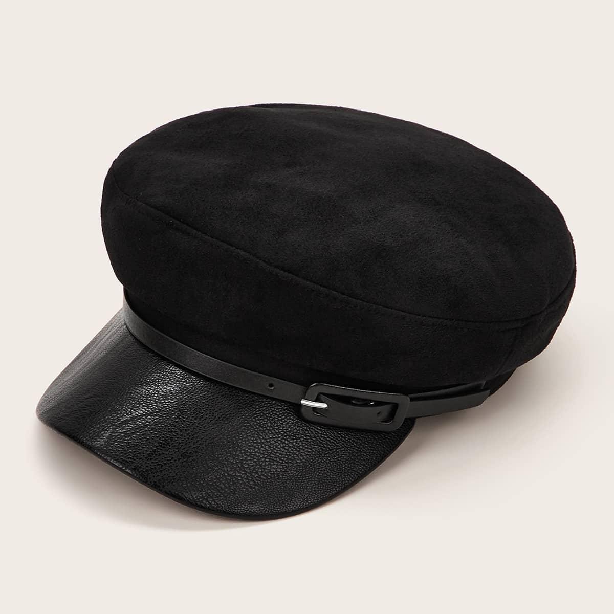 Belt Decor Bakerboy-hoed