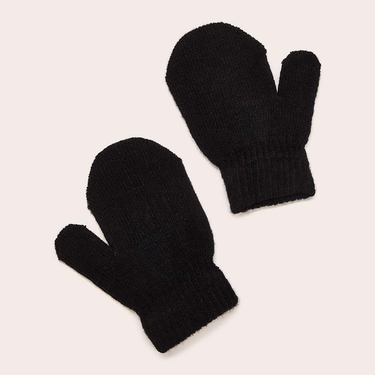 1 paar stevige kinderhandschoenen voor peuters