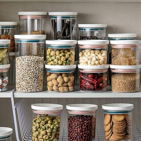 1pc Multifunctional Kitchen Sealing Storage Box