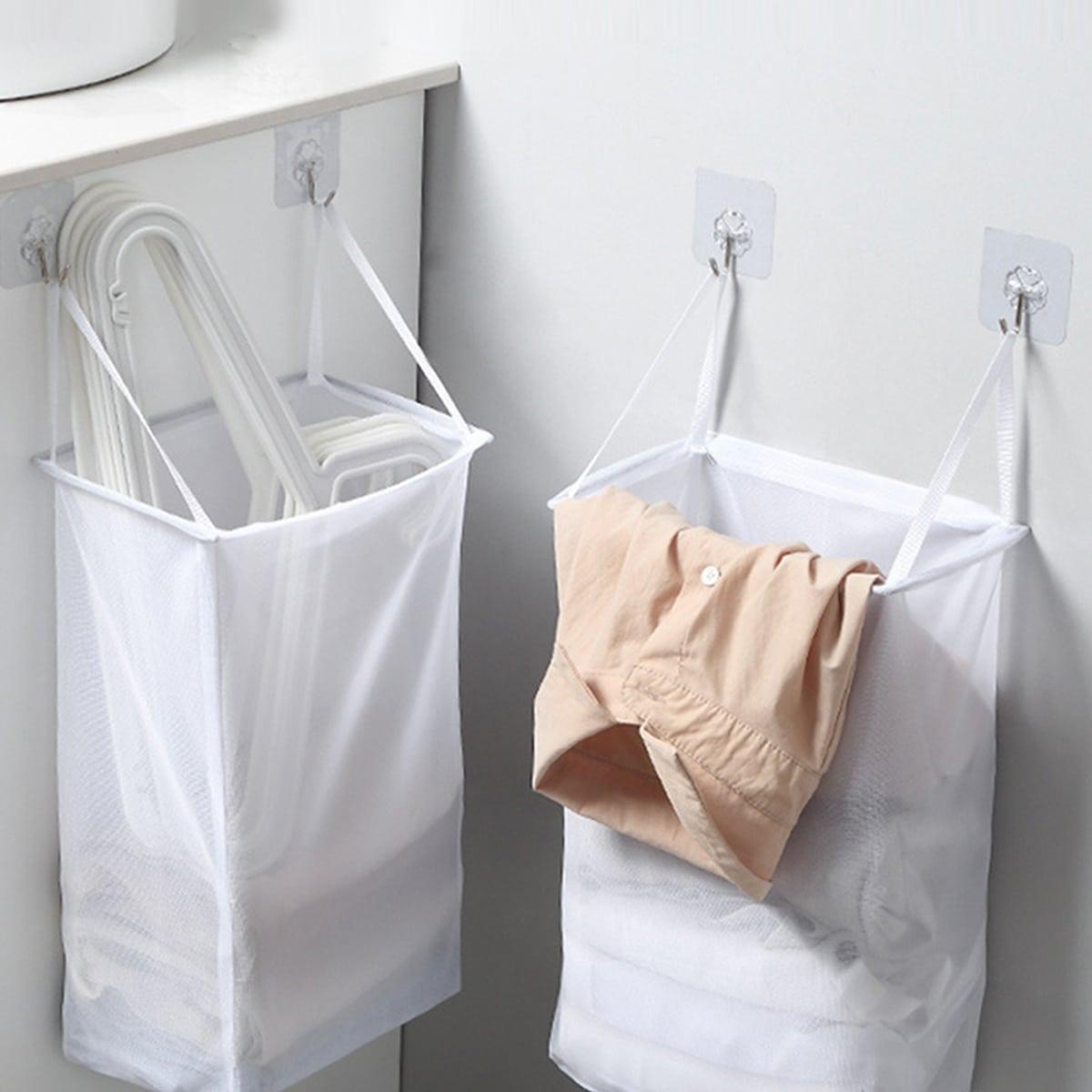 1pc hangende wasmand voor wasgoed