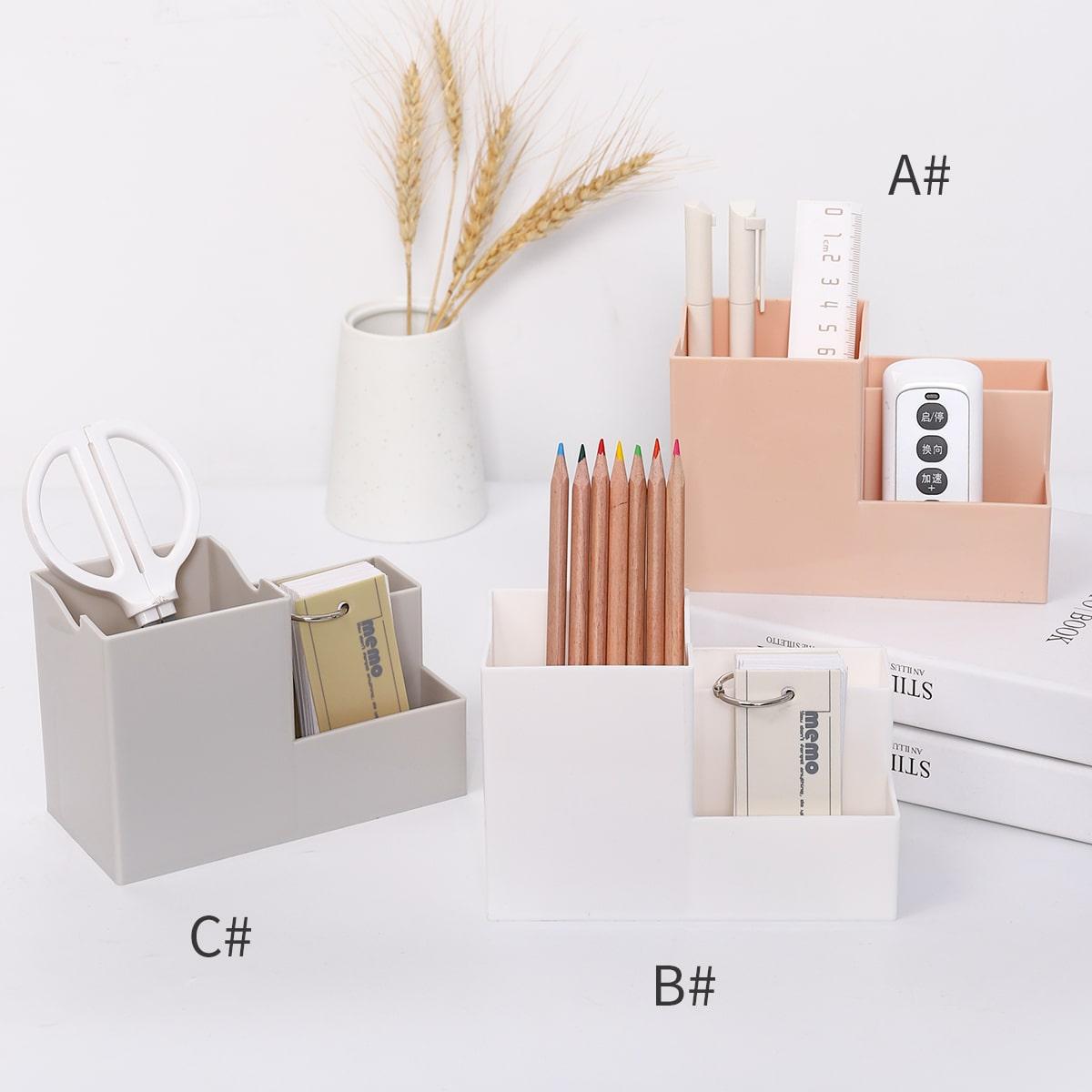 Multi compartiment pennenhouder 1pc