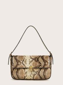 Tote   Flap   Bag