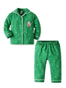 Christmas | Toddler | Pajama | Set