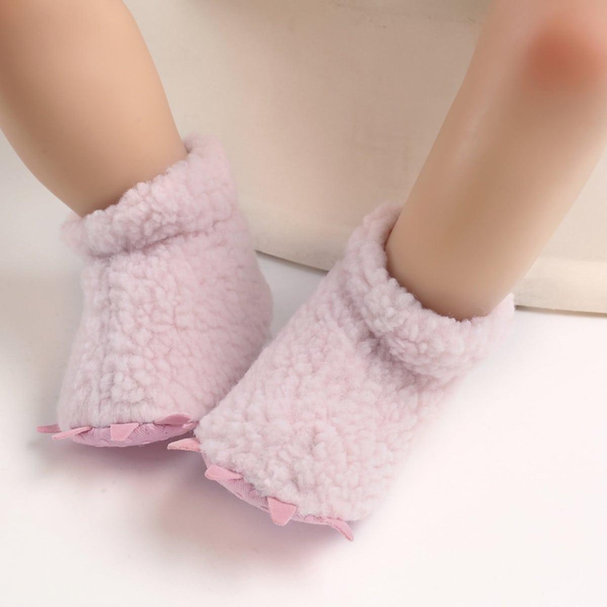 Roze  Comfortabel Baby laarsjes